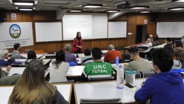 Sonia Roitman disertó sobre Políticas Urbanas y Objetivos de Desarrollo Sostenible