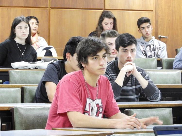 La Facultad de Ingeniería abre sus puertas