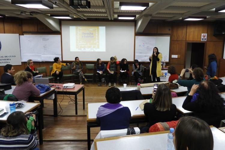 Se debatió el rol de las mujeres en pos de garantizar el Derecho a habitar
