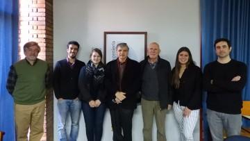 La Facultad realiza acciones conjuntas con Universidades de Francia y Chile