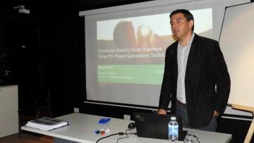 Se realizan Jornadas de Formación en Tecnología Solar