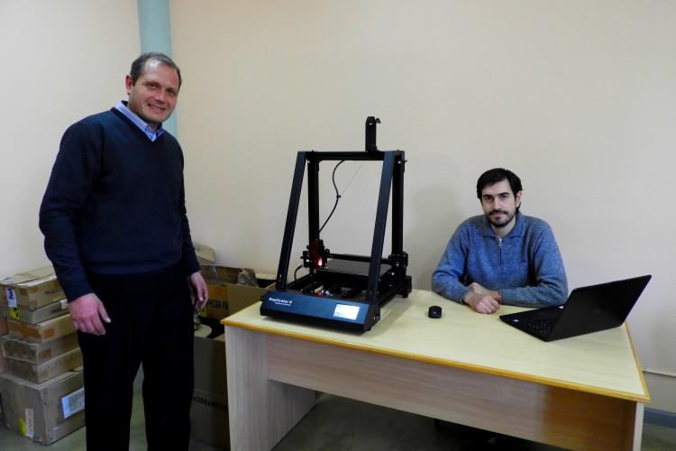 La tecnología 3D al servicio de la salud