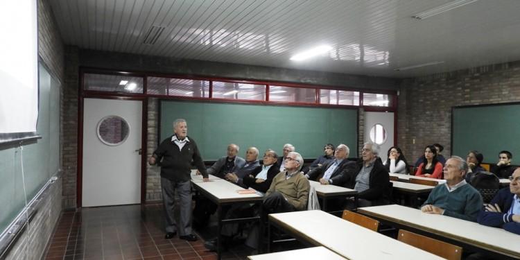 Se realizó charla sobre reúso de aguas tratadas en la agricultura