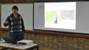 Se realizó charla sobre perforación de pozos de gas en el Norte de Argentina