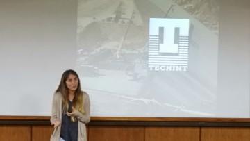 Techint presentó su programa de prácticas educativas de verano