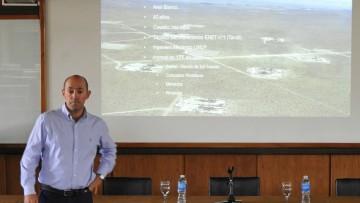 El Ingeniero Ariel Blanco disertó sobre Liderazgo en la Industria del Petróleo