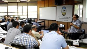 Se dio inicio a los eventos de SIRGAS 2017 en la Facultad