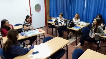 Investigadores y Docentes de Ingeniería se reunieron en la Facultad