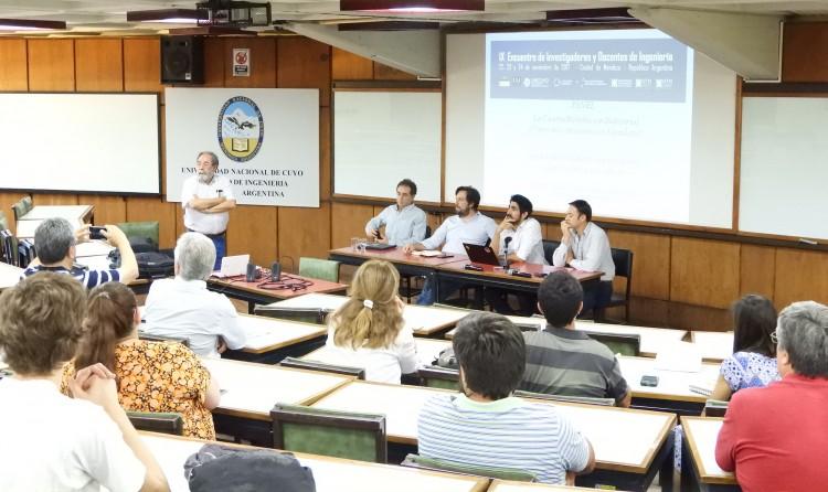 Invitan a presentar trabajos para el Encuentro de Investigadores y Docentes de Ingeniería