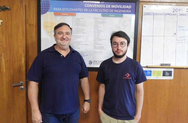 Se implementa el Programa ERASMUS en la Facultad de Ingeniería