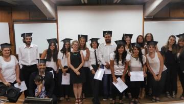 Se entregaron certificados a los egresados de la Diplomatura en Arquitectura Fenomenológica