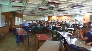 Se realizó reunión informativa sobre Programas de Movilidad Estudiantil de la Facultad