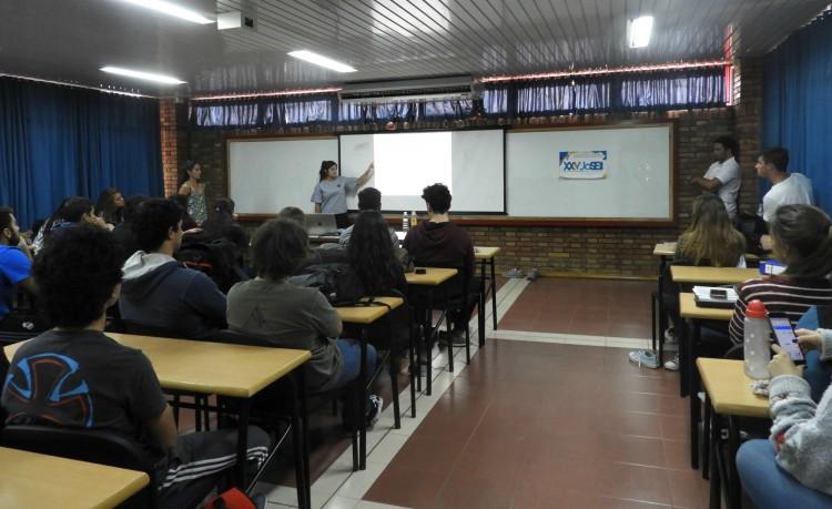 Convocan a estudiantes de Industrial a participar de actividades extracurriculares