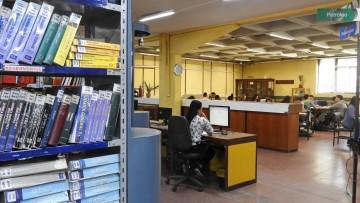Por jornada de capacitación, la biblioteca no atenderá al público