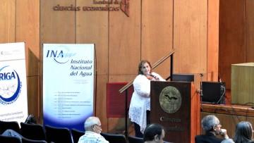 La Vicedecana disertó sobre la situación aluvional del Gran Mendoza