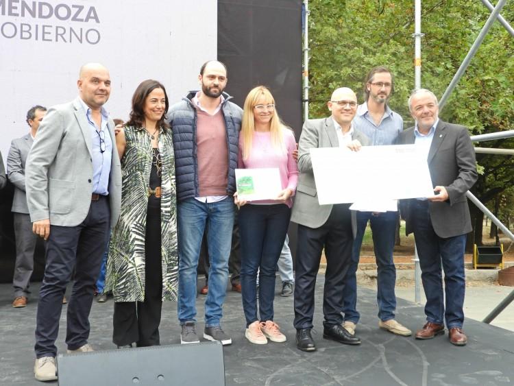 Docentes de la Facultad fueron premiados en Concurso Nacional del Ecoparque