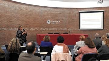 La Vicedecana presentó avances de los Proyectos de Desarrollo Institucional