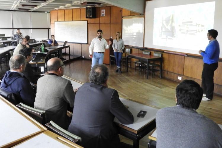 Estudiantes presentaron proyectos de seguridad vial a autoridades provinciales