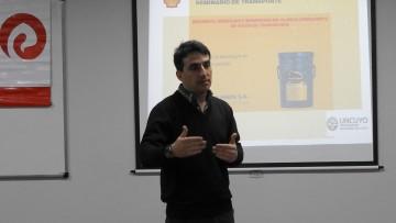 Se dictó seminario sobre flotas de transporte e impacto del Euro V