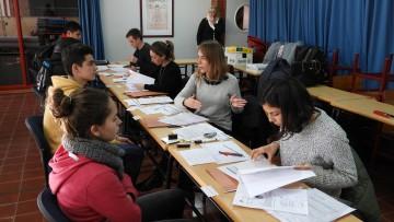 Convocatoria de estudiantes para colaborar con el Ingreso 2019