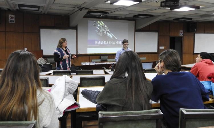 La Facultad recibió a los aspirantes a sus carreras de grado