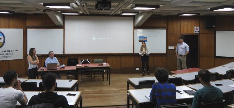 Se presentó programa de jóvenes profesionales de Pluspetrol