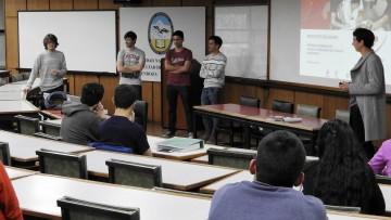 Presentaron posibilidades de estudio en el Instituto Balseiro