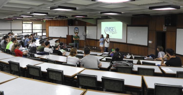 Estudiantes y graduados contaron sus experiencias de intercambio