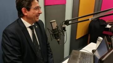 Compartimos la entrevista al Decano en Radio Universidad