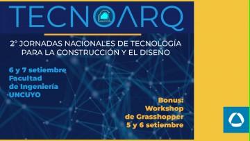 Se realizarán las 2ª jornadas de Tecnología para la Construcción y el Diseño
