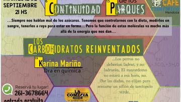 Nueva edición del Café Científico Mendoza