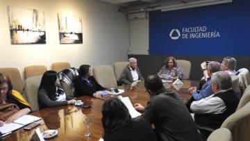 Jorge Fuentes Berazategui obtuvo el título de Profesor Consulto de la UNCuyo