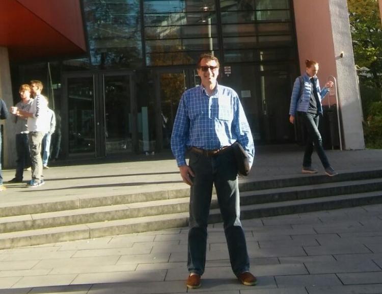Docente de la Facultad dicta clases en Munich