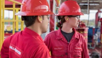 Halliburton presentará sus servicios en el campo laboral