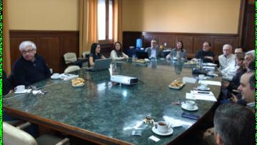 El Director de Relaciones Internacionales participó de encuentro sobre integración en Rosario