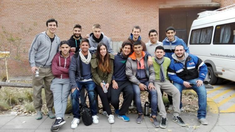 Estudiantes de Ingeniería Civil asistieron a las JOREIC en la provincia de La Rioja