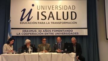 La UNCuyo forma parte de un proyecto de integración Europa- Latinoamérica