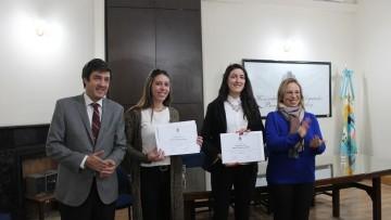 Empresa Junior de la Facultad fue reconocida por la Cámara de Diputados