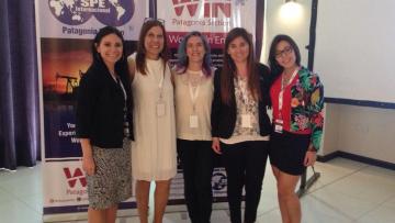 La Facultad participó en el encuentro de Women in Energy