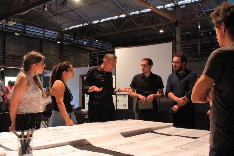 Arquitectura participa de un taller de Desarrollo Urbanístico junto a profesionales de Harvard