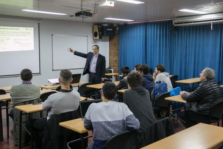 Representantes de Universidad de Chile visitaron la Facultad