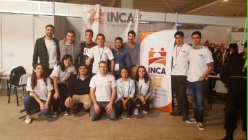Integrantes de INCA participaron de distintas actividades en el CAEII 2017