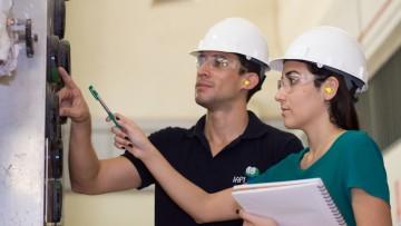 Charla informativa sobre Prácticas Profesionales de Ingeniería Industrial