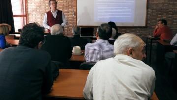 """Jorge Núñez Mc Leod: """"El docente tiene interés en generar buenos profesionales e innovar en la docencia"""""""