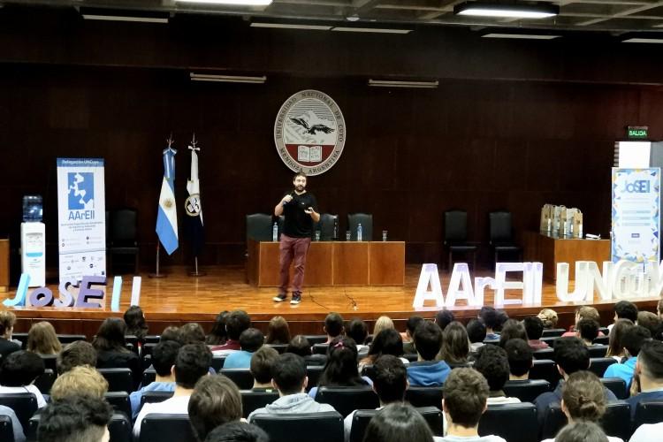 Se realizaron las Jornadas Simultáneas de Estudiantes de Ingeniería Industrial