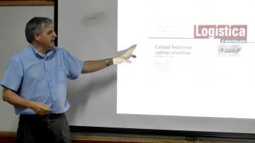 La Maestría en Logística retomó su cursado con la conferencia ¿Cómo era entonces y qué es hoy?