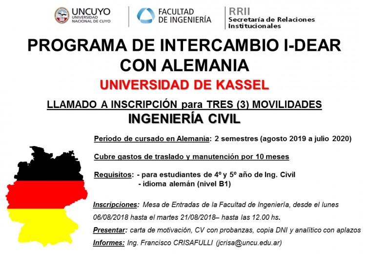 Intercambio Kassel