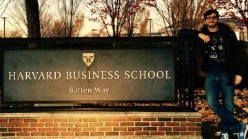 imagen que ilustra noticia Egresado de la Facultad estudia en Harvard