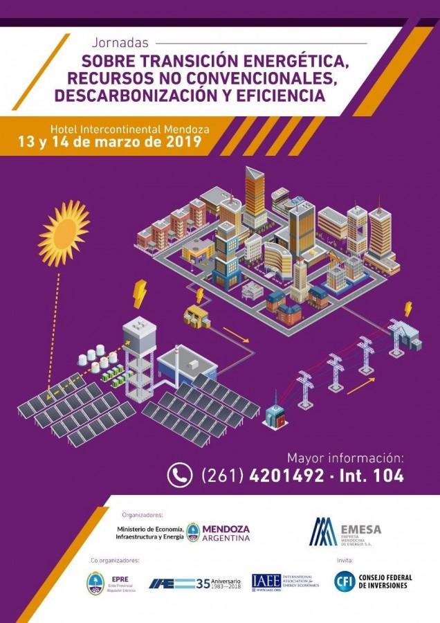 Jornadas sobre Transición Energética, Recursos no Convencionales, Descarbonicación y Eficiencia