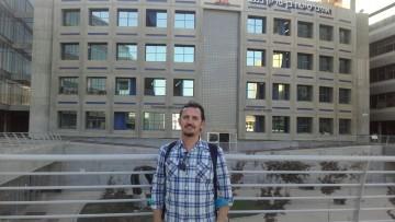 Profesor de la Facultad realiza investigaciones sobre mecánica de rocas en Israel